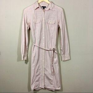 Lands' End Shirt Dress
